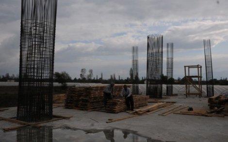 İnşaat sektörü yüzde 5.2, inşaat malzemeleri sektörü sanayi üretimi yüzde 6 büyüdü