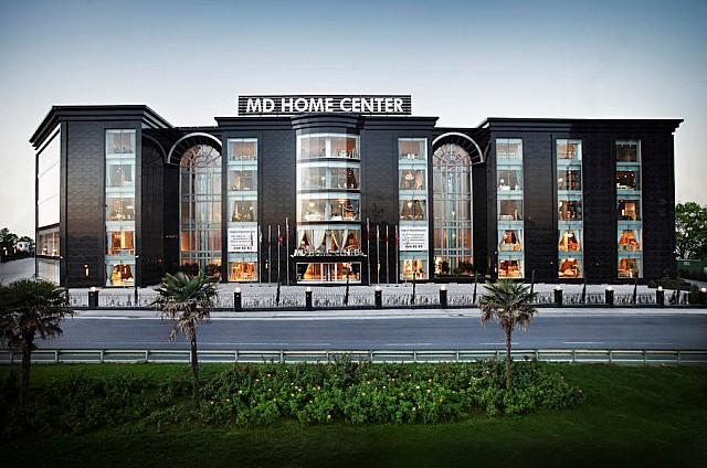 MD Home Center Müşterilerine Kapılarını Açtı