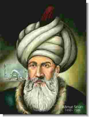 Mimar Sinan, mezarında fırıl fırıl dönüyordur