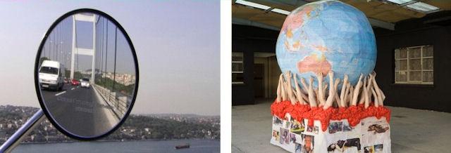 Modernlik? Fransa ve Türkiye'den Manzaralar