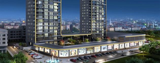 MSA Mimarlık'tan Elazığ'a 2 kule ve alışveriş alanları TwinTowers