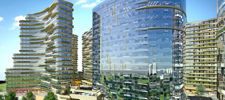 Nef Projelerinin Ankara'daki Satışını Keller Williams Üstlenecek