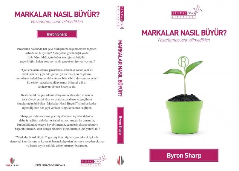 """SİNPAŞ """"Markalar Nasıl Büyür?"""" Kitabını İş Dünyası İle Buluşturuyor"""