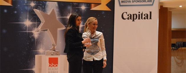 Ege Yapı, Bilkent 3. Marka Ödülleri'nde Onur Ödülü Aldı