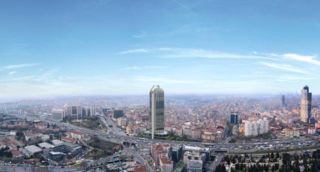 Nurol Tower Haziran 2014'de Teslim Edilecek