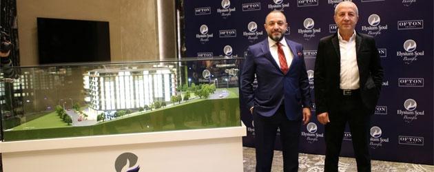 Ofton İnşaat'tan İstanbul'un Ruhunu Yaşatan Proje; Elysium Soul Beyoğlu