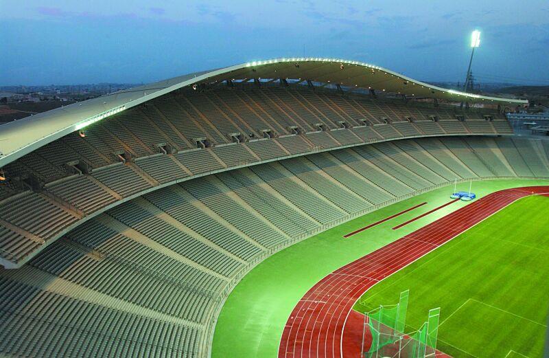 Olimpiyat Stadı'nın Üstü Kapanıyor