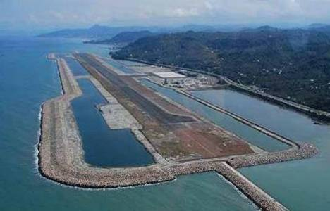 Ordu-Giresun Havalimanı'nın açılmasıyla arsa fiyatları arttı.