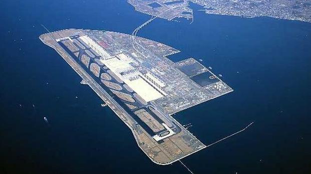 Denize İlk Havalimanı İçin 16 Milyon Ton Taş