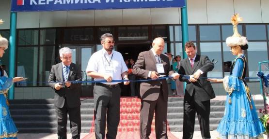 """Orta Asya'nın En Büyük İnşaat Fuarı """"Kazbuild 2013"""" Almatı'da Yapıldı"""