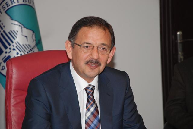 65. Hükümetin Çevre ve Şehircilik Bakanı Mehmet Özhaseki Oldu