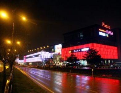 Piazza Alışveriş ve Yaşam Merkezi Tamamlandı
