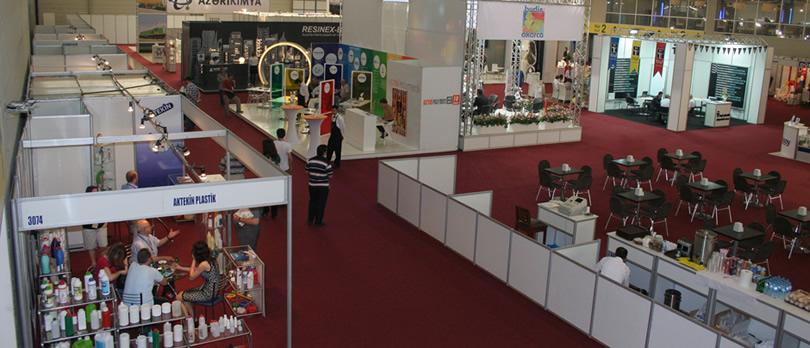 Metal ve Plastik Sektörünün Son Ürünleri Almatı'da Görücüye Çıktı