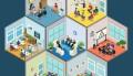 En Renkli Ofisler Yarışıyor