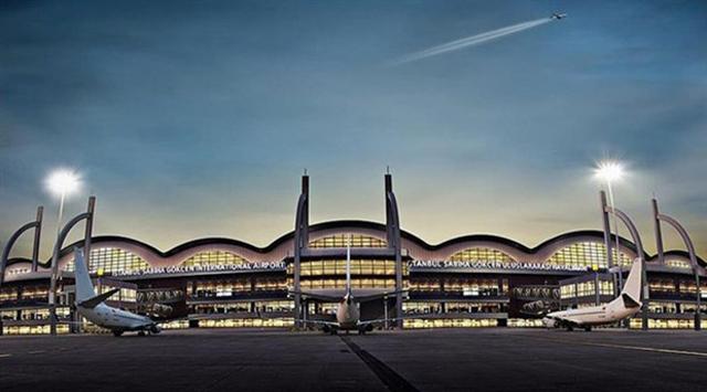 Sabiha Gökçen Havalimanı Satıldı