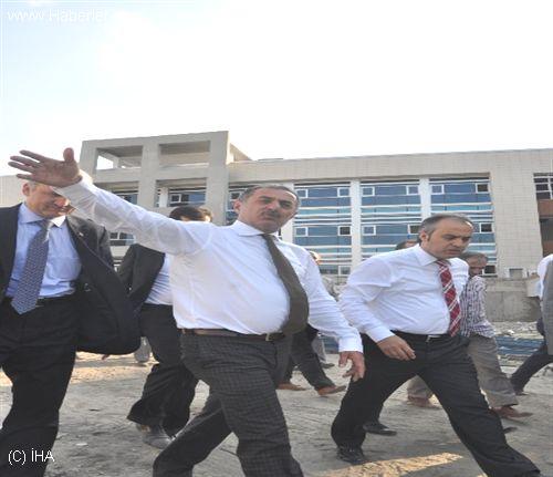 Sağlık Bakanı Yardımcısı AK Parti Çorum Milletvekili Agah Kafkas Açıklaması
