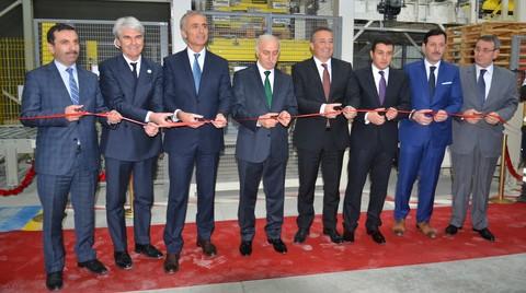 Saint-Gobain Weber Samsun'daki Yeni Fabrikasını Hizmete Aldı