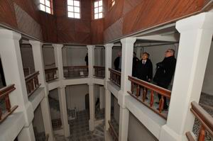 """Eski Er Hamamı, """"Seramik Müzesi""""Ne Dönüştürüldü"""