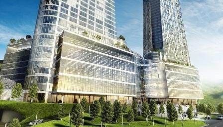 Skyland İstanbul 2016 yılında TT Arena'ya komşu olacak