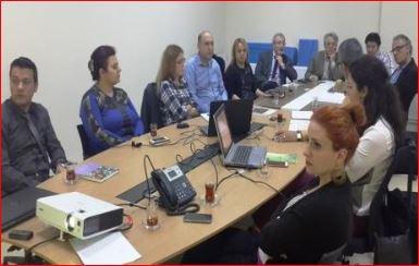 Tekirdağ Belediyesi kentsel dönüşüm toplantısı yapıldı!
