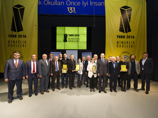 AS Architects ve Gökhan Aksoy Architects'e European Property Awards 2016-2017'den Ödül haberi