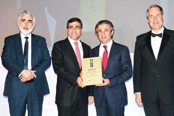 Türk inşaat firmaları Avrupa'nın yıldızı oldu
