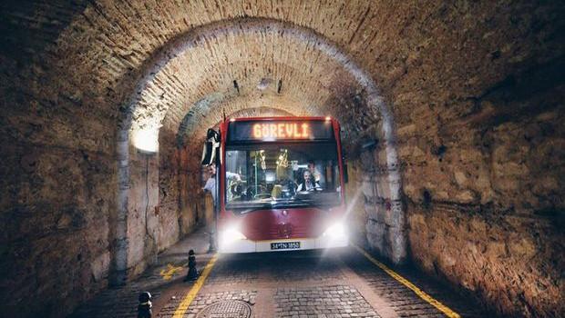 Beylerbeyi Sarayı Tüneli Yeniden Trafiğe Açılıyor