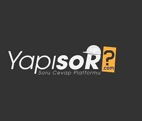 Yapısor.com İnşaat Soru Cevap Platformu